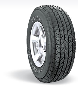 DiscoHT main tyre